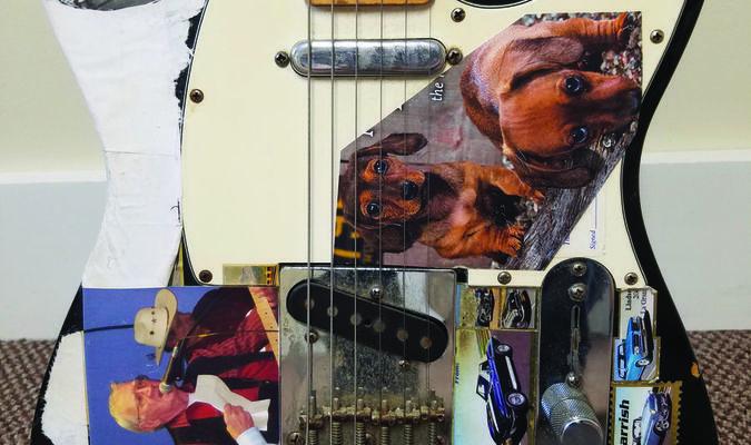 Lindsay Parrish guitar