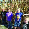 ecently, some of the Lewis County Head Start families visited the Pumpkin Crate in Durham, for a fun time playing in the corn bin, climbing on the big tractor, and weaving there way, while learning map reading skills in the corn maze. Pictured are: Noah Chatfield, Rowan Brummett, Tannah Krueger, and Kayson Krueger.