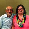 Cutline Richard and Suellen Robertson