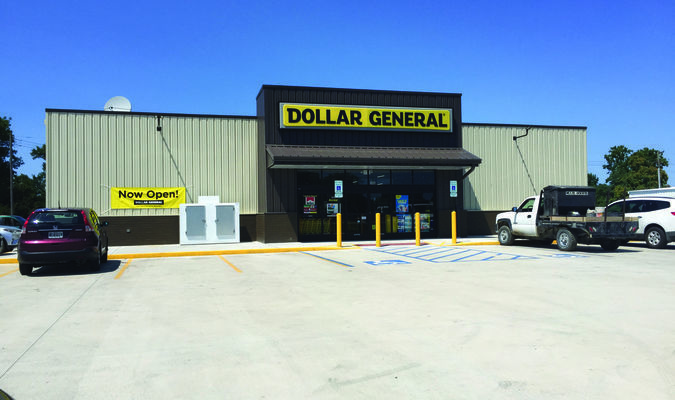 The Ewing Dollar General Store held a grand opening on June 30 with many area residents attending and enjoying the new addition to Ewing. Pictured is one of the managers Misty Johnson of Durham. The store is located at 100 East Main in Ewing, Mo.