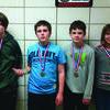 Nick Wiskirchen, Oliver Roberts (team captain), Charlie Evans, Bailie Crist