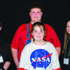 Front row: Lakin Cottrell  Back Row (L to R): Matthew Barry, Jackson Putnam, and Macy Hamlin all attended 4-H Teen Conference in Columbia, MO. March 16-17.