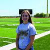 Cross Country senior: Kenzie Rutledge.