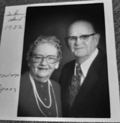 Jerry and Thelma Ball