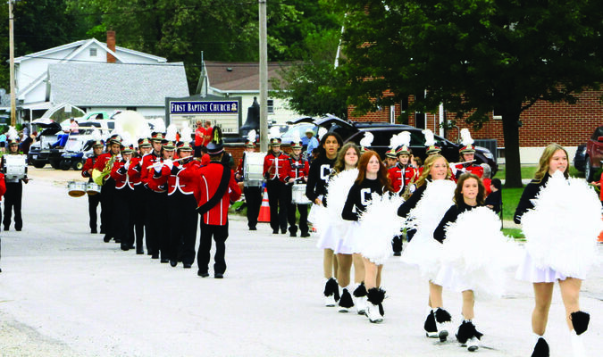 Canton Jr. High Band