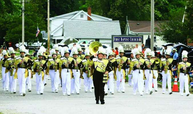 Highland High School Band