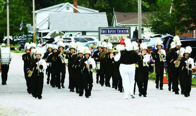 Highland Jr. High Band