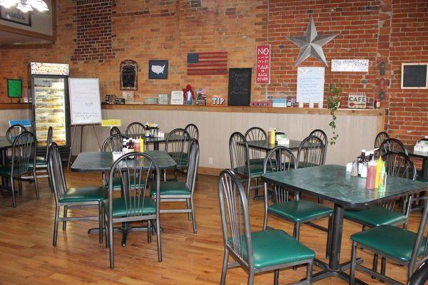 Hootenanny Cafe