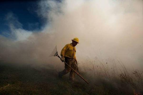 MDC offers prescribed fire workshops in mid-Missouri