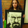 Kelsey Keil was recognized with Honorable Mention at the Culver Stockton Fine Arts Day.