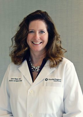 Dr. Laura Maple, OB/GYN at Hannibal Regional Medical Group