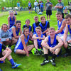 """We few, we happy few, we band of brothers (and sisters)."" Though these MTJH track athletes aren't preparing for battle against the French, they have shed a few tears, and a little blood on the sports field."
