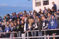 The Roar Zone student section of the bleachers