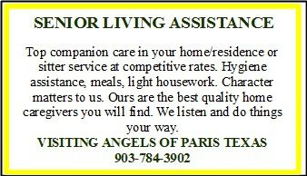 Senior Living Assistance
