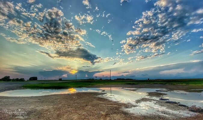Reflections (by Donna Boykin)