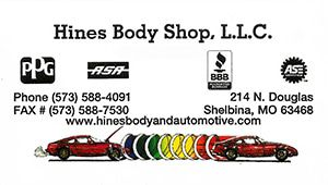 Hines Body Shop, L.L.C