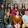 Pictured above is the South Shelby National Honor Society Class of 2021-22. They are (front row, left to right) Matthew Carothers, Zoey Elliott, Kaylee Gaines, Connor Harre and Summer Hunolt. (Back Row) Lily Mason Hayden Schaefer, Tadara Rufener, Marly Weatherford, Joslynn Mefford, Miranda Patterson, Hannah Wegman and Case Ratliff.                   Submitted Photo