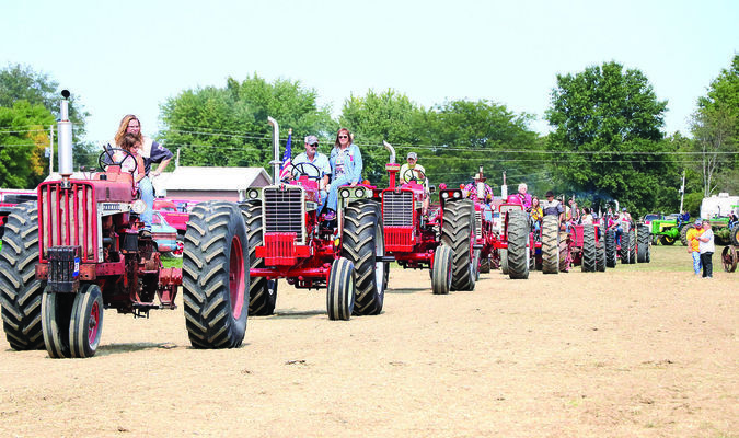 The 33rd Annual Northeast Missouri Old Threshers Reunion was held at the Shelby County Fairgrounds in Shelbina this past weekend. There were several activities taking place over the four-day event. Check out the 16-page special section inside this issue of the Shelbina Weekly		Photo by Mark Requet, Shelbina Weekly