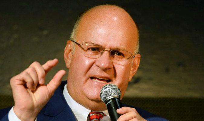Pressley Stutts, SC Tea Party Republican Leader