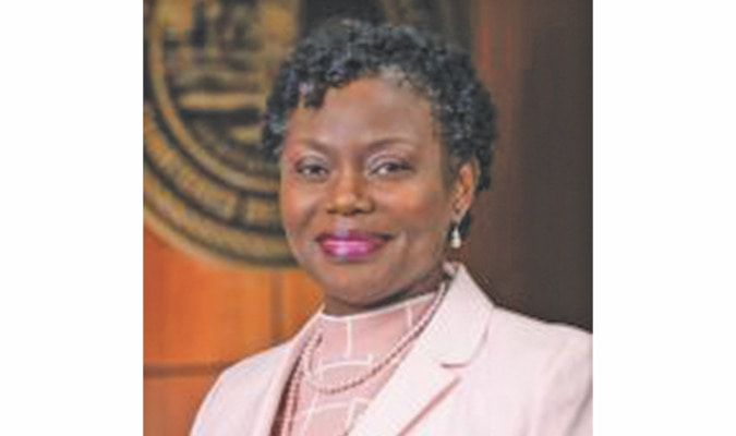 Mayor Teresa Myers Ervin