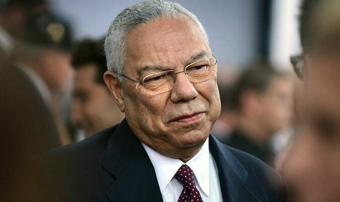 """""""General Colin L. Powell, former U.S. Secretary of State and Chairman of the Joint Chiefs of Staff, passed away this morning due to complications from Covid 19,"""" the former General's family wrote on Facebook."""