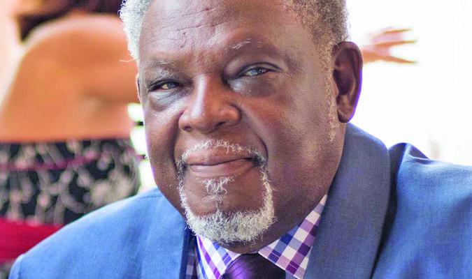 Elder James Williams