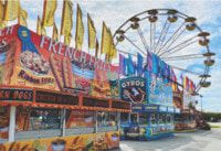 Spring Carnival The Spring Carnival will be held at Magnolia Mall Friday, March 12 through Sunday, March 21. Come out and enjoy carnival rides and carnival food! Spring Carnival Hours: Friday, March