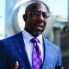 Raphael Warnock gives FIRST speech from the Senate floor