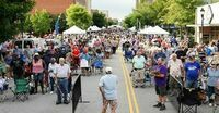 The smells of popcorn, barbeque and beer, and the sound of live music once again filled the 100 block of South Dargan Street on the evening of Friday, June 25th as the Florence After Five Block Party resumed after the COVID-19 one-year delay.