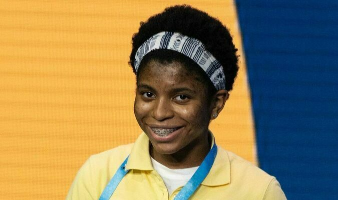 Zaila Avant-garde became the first African American to win the Scripps National Spelling Bee.