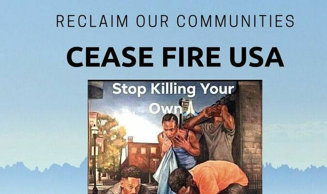 Community Cease Fire USA