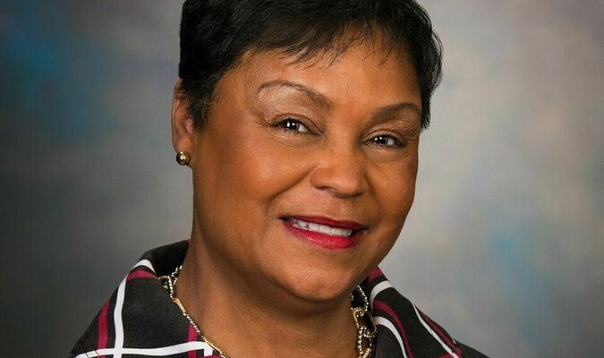 Wanda James, Commission Secretary of the Florence Darlington County Commission for Technical Education