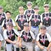 """Gilman City Little League """"Lone Stars"""" The Lone Stars had a good season and placed 4th in the Harrison County Tournament. Front row, left to right: Evan Malott, Dustin Ward, Mason Preston and Caden Osborn. Back row, left to right: Maverick Roberts, Carter Robertson, Marshall Holtzclaw, Kaden Clair, Blaine Landes, Jon Snoderly and Andrew Young.  Not pictured are: Tyler May and Tucker Curtis"""