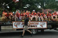 JR Warriors Football team