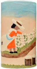 Clementine Hunter The Cotton Vase