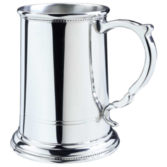 """Engraved Pewter """"Images of America"""" Tankard (IAT12)"""