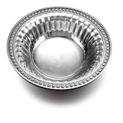 Wilton Armetale Flutes & Pearls Snack Bowl (272935)