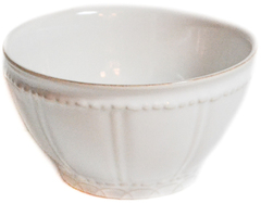 Skyros Designs Historia Cereal Bowl - Paper White (1355PWH)
