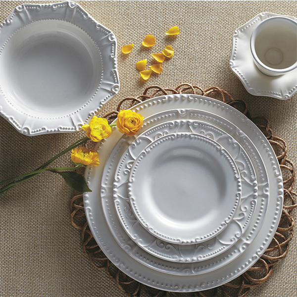 Skyros > Isabella Ivory > Small Oval Platter