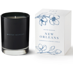 Niven Morgan Destination Candle - New Orleans Gardenia and Jasmine Candle