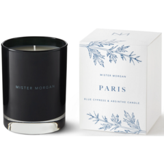 Niven Morgan Destinantion Candle - Paris Blue Cypress & Absinthe