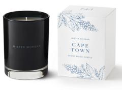 Niven Morgan Destination Candle - Cape Town Ebony Wood