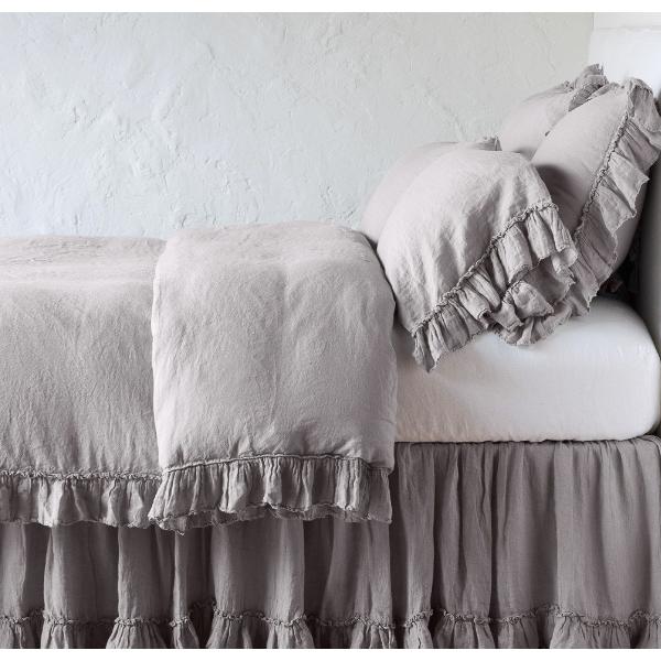 Bella Notte Linens Linen Whisper Duvet Cover - Queen or King