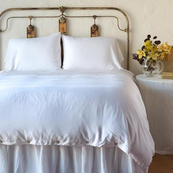 Bella Notte Linens Madera Luxe Duvet Cover - King or Queen