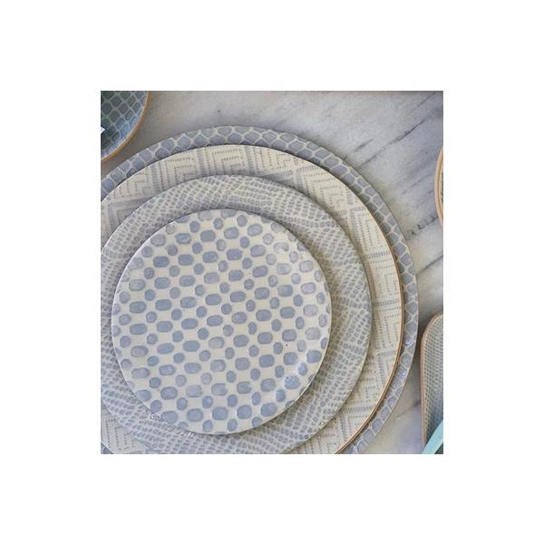 Terrafirma Ceramics > Opal > Dot Bowl
