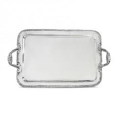 Beatriz Ball Pearl Handled Tray (5952)