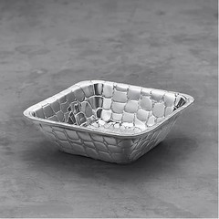 Beatriz Ball Crocodile Small Square Bowl (6484)
