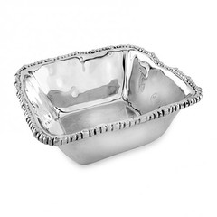 Beatriz Ball Pearl Organic Square Bowl (6198)