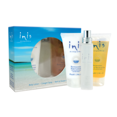 Inis Fragrance of Ireland The Energy of the Sea Trio Gift Set