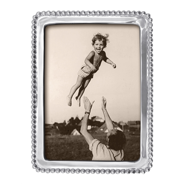 Mariposa > Classic Collection > 5x7 Beaded Frame